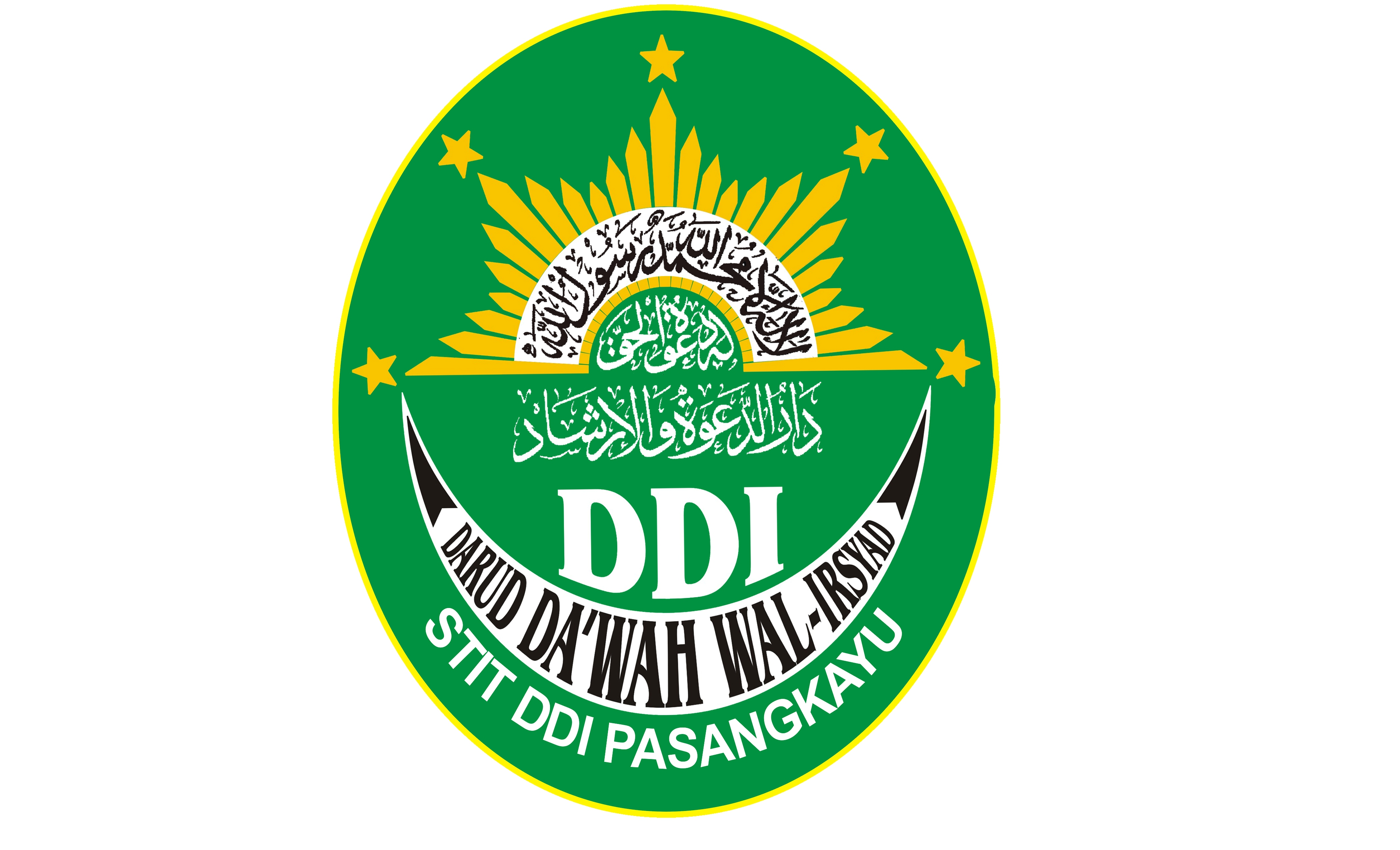 Logo STIT DDIPasangkayu